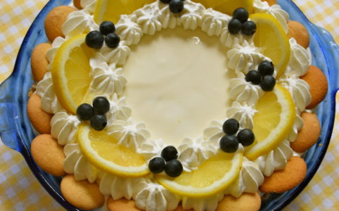 Lemon Icebox Pie Recipe