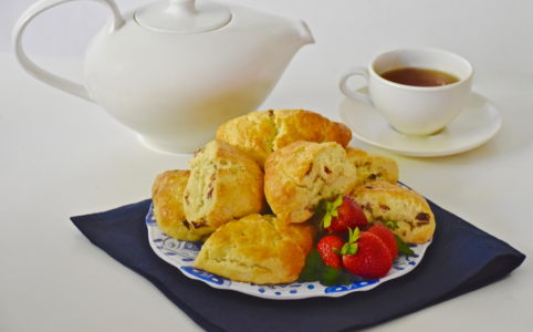 Strawberry Scone Recipe