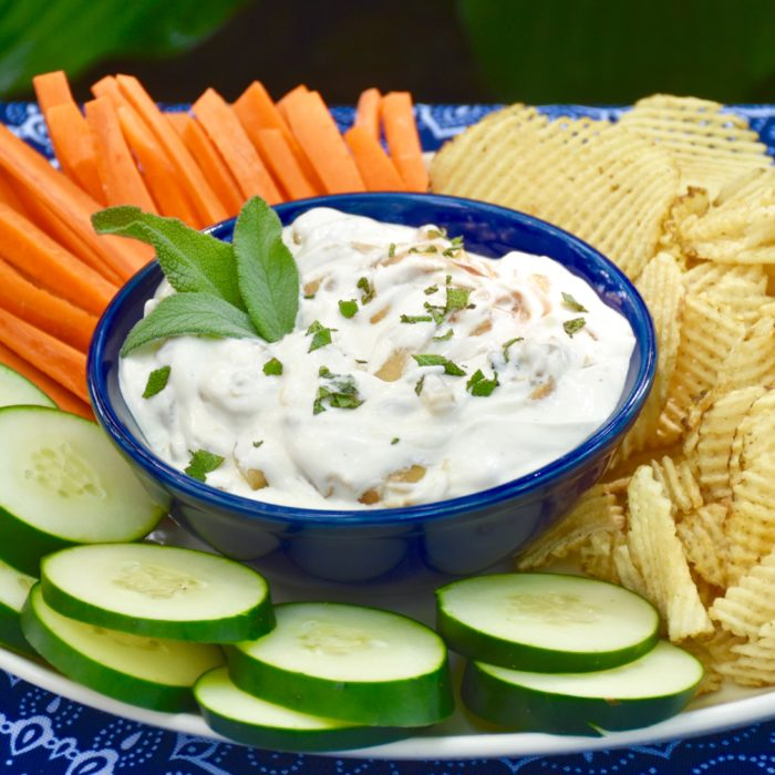 Texas 1015 Onion Dip