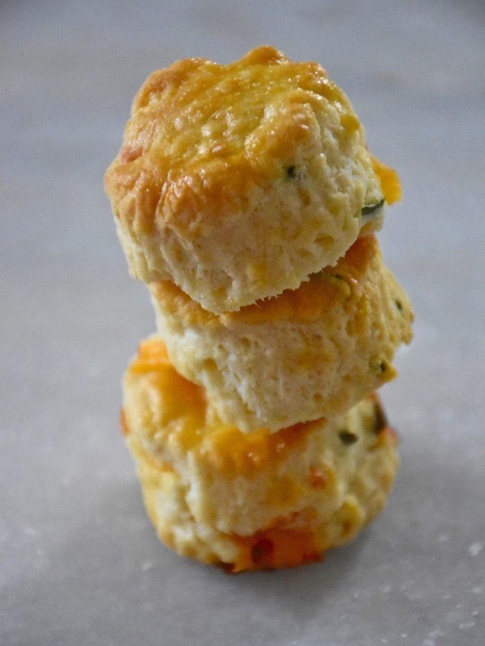 Cheddar Chive Scone Recipe