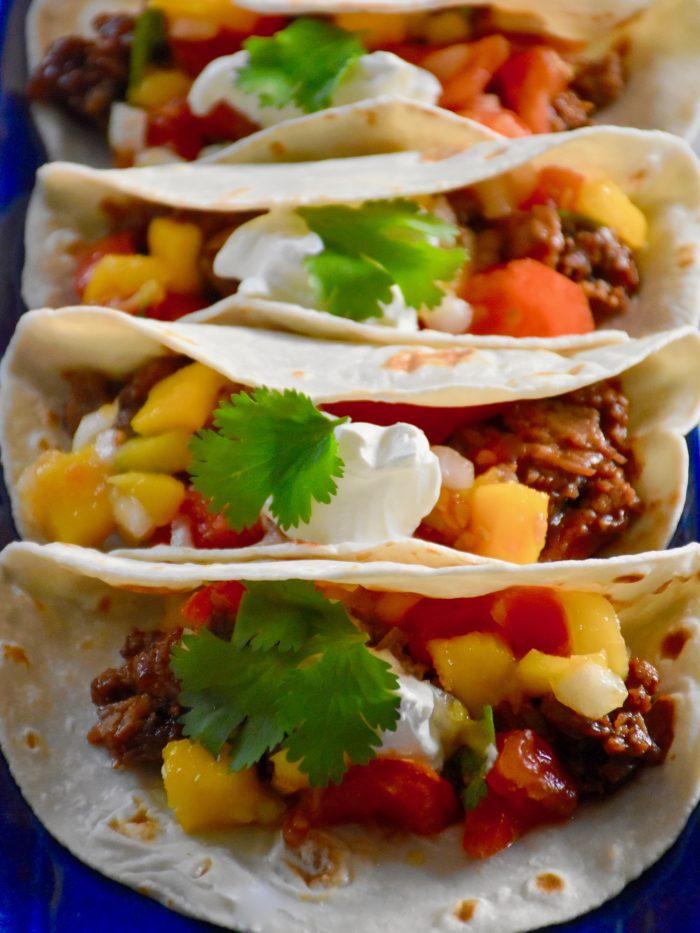 Brisket Taco Recipe