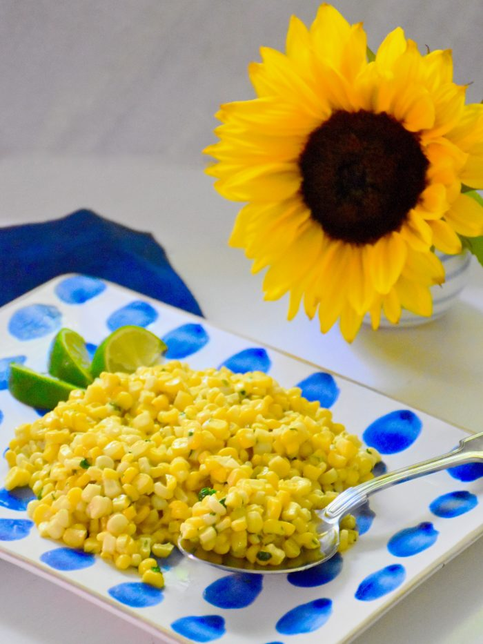 Summer Creamed CornRecipe