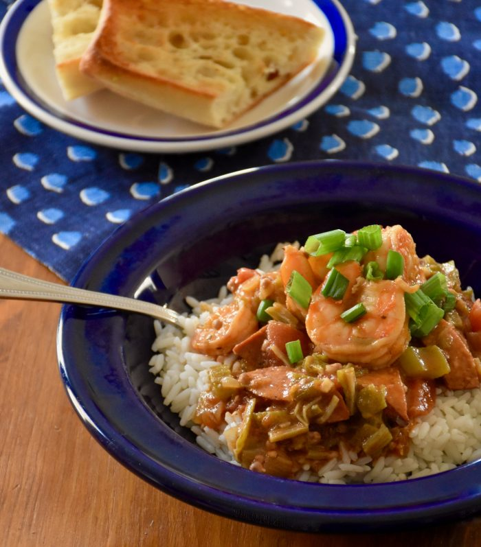 Julia Reed's Seafood Gumbo Recipe