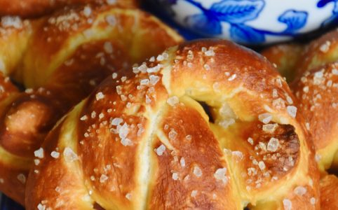 Homemade Pretzel Recipe