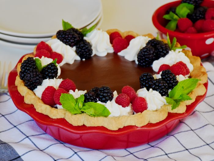 Gourmet Magazine Chocolate Cream Pie