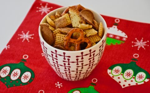 Party Chex Mix Recipe
