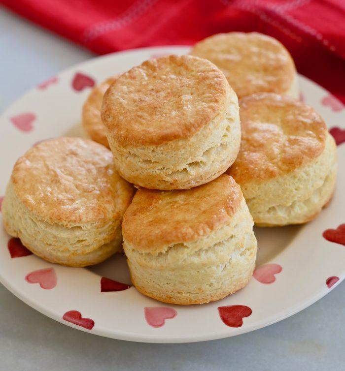 Maison McCauley Biscuit Recipe